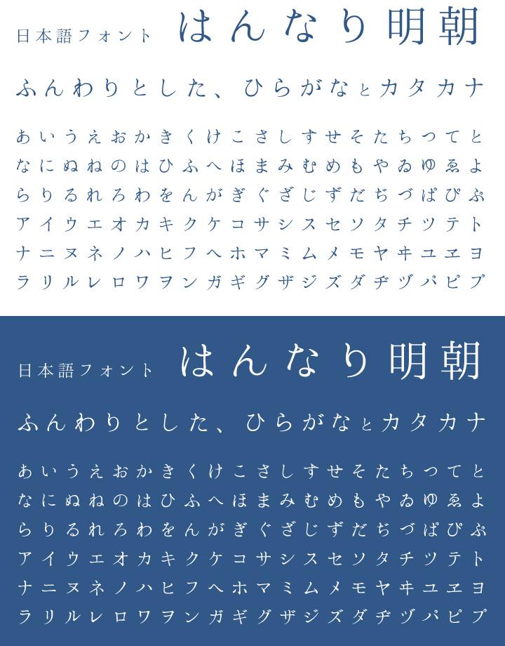 プロが使う商用可でリンク不要の、無料日本語フリーフォント ...